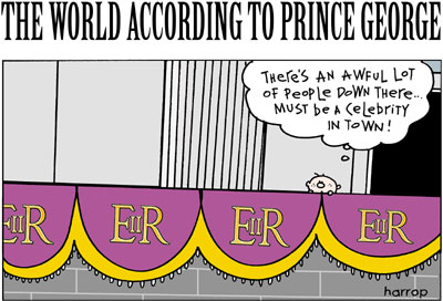 The World According to Prince George