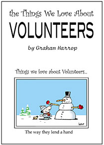the Things We Love About Volunteers